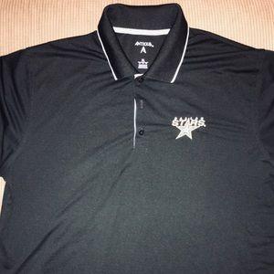 Dallas Stars Polo by Antigua size XL